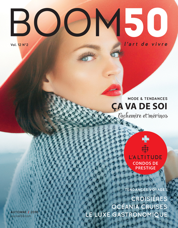 Boom50_Octobre2015_COVER A 2 c'est mieux